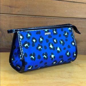 kate spade Bags - Kate Spade ♠️Cobble Hill Iris Leopard Cosmetic Bag